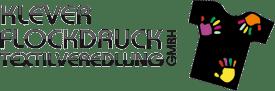 Klever Flockdruck GmbH - Logo